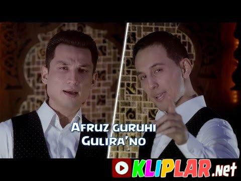 Afruz guruhi - Gulirano