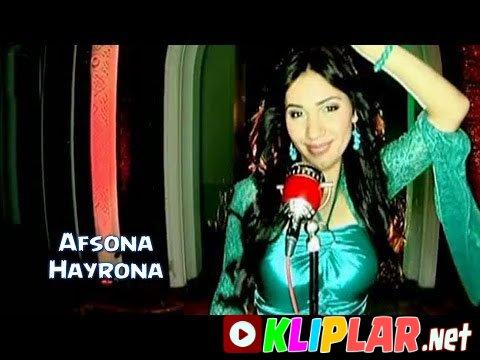 Afsona - Hayrona