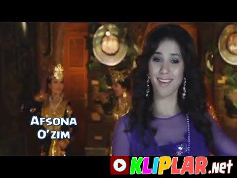 Afsona - O'zingga goh (Video klip)