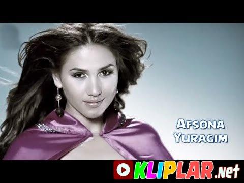 Afsona - Yuragim (Video klip)