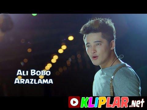 Ali Bobo - Arazlama (Video klip)