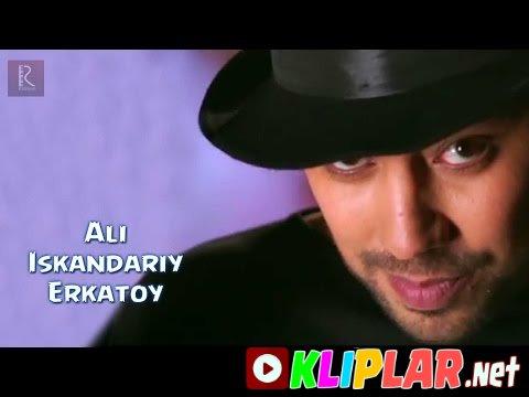 Ali Iskandariy - Erkatoy (Video klip)