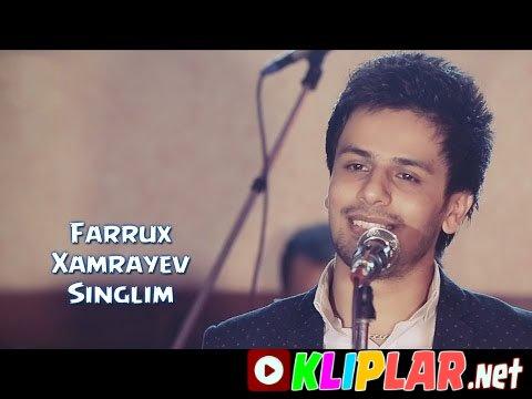Farrux Xamrayev - Singlim