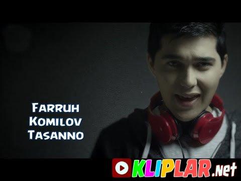 Farruh Komilov - Tasanno