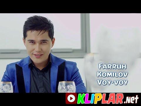 Farruh Komilov - Voy-voy