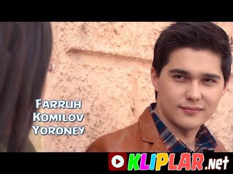 Farruh Komilov - Yoroney