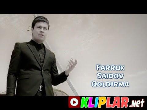 Farrux Saidov - Qurjaq