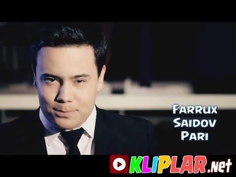 Farrux Saidov - Pari