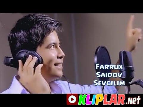 Farrux Saidov - Sevgilim