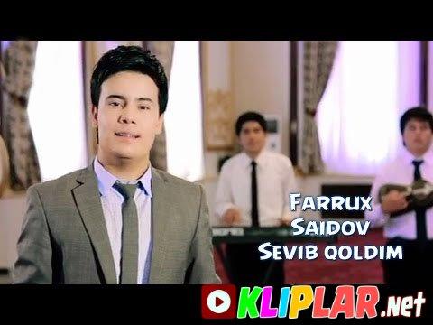 Farrux Saidov - Sevib qoldim