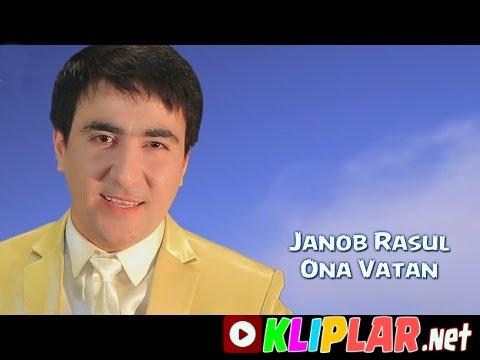 Janob Rasul - Ona Vatan