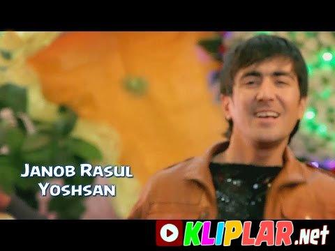 Janob Rasul - Yoshsan
