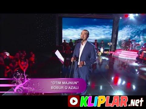 Ozodbek Nazarbekov - Otim Majnun (Boburxonlik)