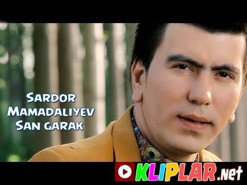 Sardor Mamadaliyev - San garak