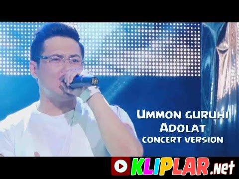 Ummon guruhi - (concert version)