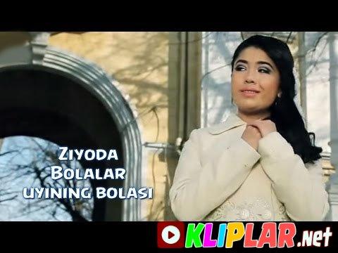 Ziyoda - Bolalar uyining bolasi