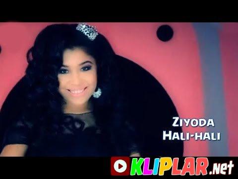 Ziyoda - Hali-hali
